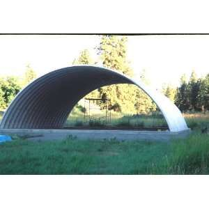 Duro Steel Q40x40x18 Metal Building Factory Direct New Quonset Farm