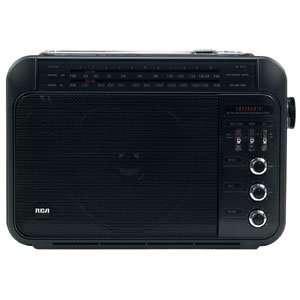 RCA, RCA RP7887 Portable AM / FM Radio Tuner (Catalog