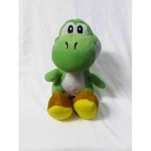 Mario Bros Yoshi 8 Inch Plush Green