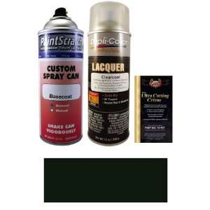 12.5 Oz. Diamond Black Pearl Metallic Spray Can Paint Kit