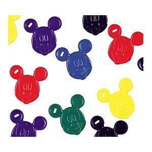 : (100) Mickey Mouse Head Balloon Weights Disney Party!: Toys & Games
