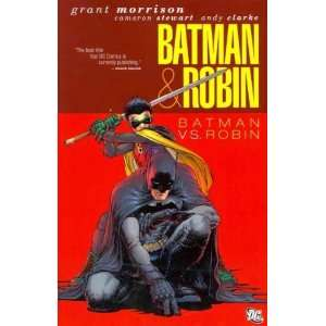 : Batman & Robin: Batman vs. Robin[ BATMAN & ROBIN: BATMAN VS. ROBIN