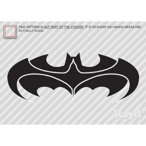 (2x) Batman and Robin   Sticker   Decal   Die Cut
