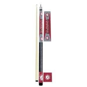Alabama Crimson Tide Varsity Billiard Cue Stick  Sports