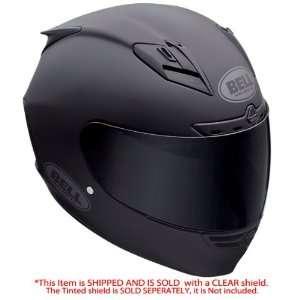 Bell Star Matte Black Full Face Helmet   Size  Extra