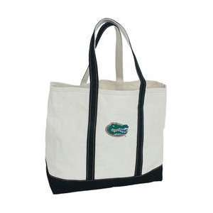 Canvas Tote Bag   FLORIDA GATORS BLACK One Size