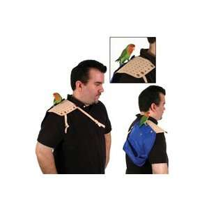 Shoulder Perch Pouch   PERCH POUCH   BURGUNDY 2 PACK: Pet Supplies
