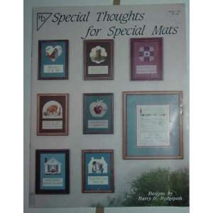 Special Thoughts for Special Mats (Book 207) Harry D