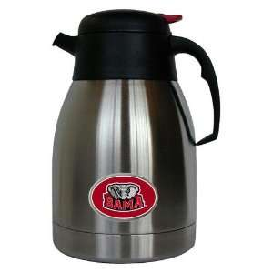 Alabama Crimson Tide NCAA Team Logo Coffee Carafe