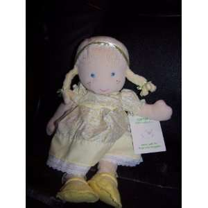 Carters Little Collection Cloth Doll Toys & Games