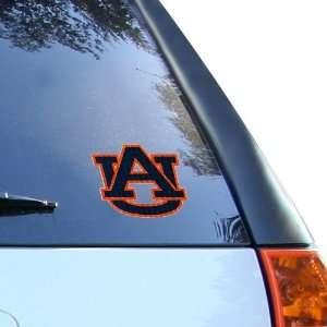Auburn Tigers Team Logo Car Decal