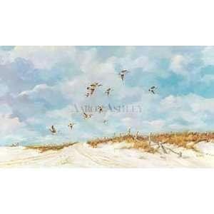 Canada Geese (Canv)    Prin Home & Kichen