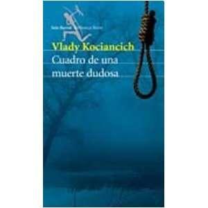 CUADRO DE UNA MUERTE DUDOSA (Spanish Edition