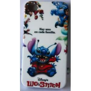 Koolshop Stitch iphone 4 Hard Case Cover Cell Phones & Accessories