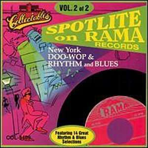 Rama Records Doo Wop Rhythm & Blues 2 Music