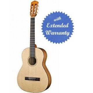Fender ESC 105 Full Size Classical Acoustic Guitar Bundle with Gig Bag
