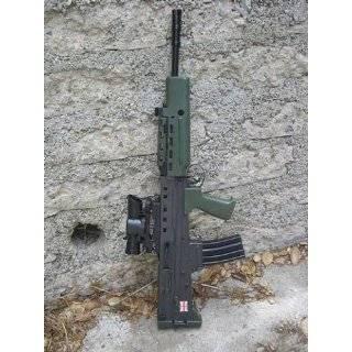 Rifle FPS 375 Flashlight, Fore Grip Airsoft Gun