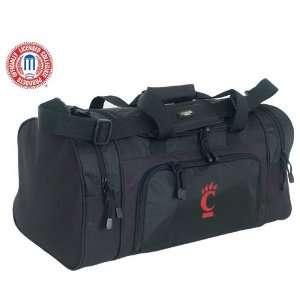 Luggage Cincinnati Bearcats Black Sport Duffle Bag