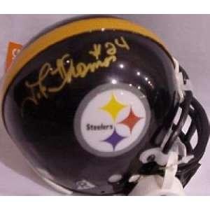 Thomas (Pittsburgh Steelers) Football Mini Helmet