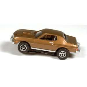 Xtraction R4 Flamethrower 76 Ford Torino (Brown): Toys & Games