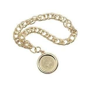 South Florida   Charm Bracelet   Gold