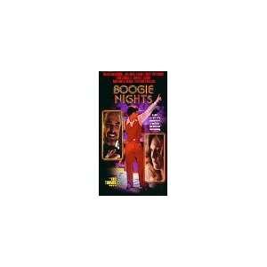 Boogie Nights [VHS] Mark Wahlberg, Julianne Moore, Burt