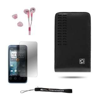 High Quality HD Noise Filter Ear buds + a Anti Glare Screen Protector