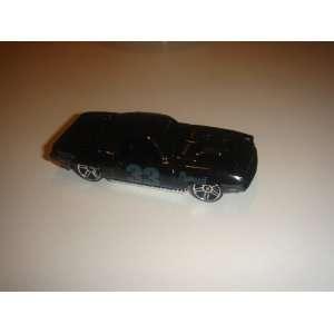 2007 Hot Wheels Mystery Car 1970 Plymouth Barracuda Black