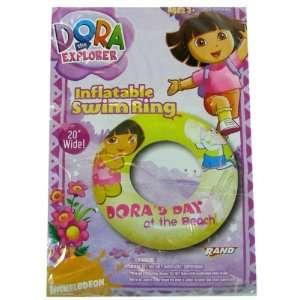 DORA Inflatable Swim Ring 20 (Doras Day at the Beach)