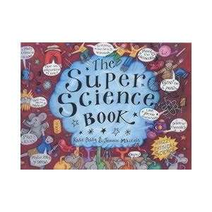 Super Science Book Kate Petty 9780370325842  Books