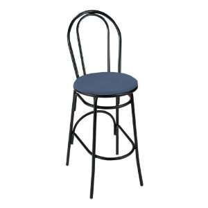KFI Seating 3200 Series Cafe Stool   Fabric Upholstered