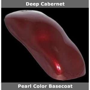 Kustom Shop PCB 8501 QT Deep Cabernet Pearl PCB   Pearl