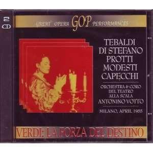 Verdi: La Forza del Destino: Giuseppe Verdi, Antonino Votto, La
