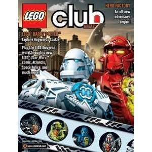 LEGO CLUB MAGAZINE September October 2010 (Single Issue