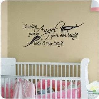 Decal Little Boys or Girls Room Nursery Decal Quote Vinyl Love