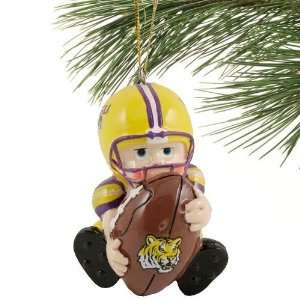 LSU Louisiana State Tigers Lil Fan Team Players 3 Sports
