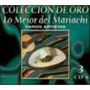 Coleccion De Oro Lo Mejor Del Mariachi Varios Music