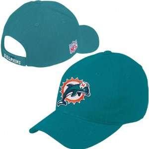 Miami Dolphins  Aqua  BL Adjustable Hat