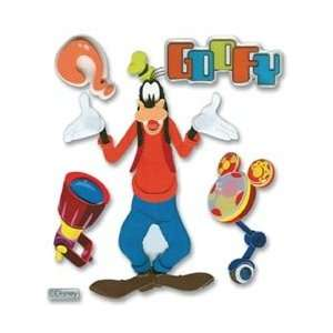 Sticko Disney Mickey Mouse Clubhouse Dimensional Sticker Goofy DMCH G