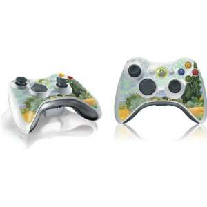 wih Cypresses Vinyl Skin for 1 Microsof Xbox 360 Wireless Conroller