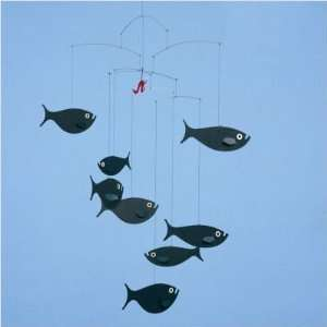 Flensted Mobiles   Shoal of Fish Baby
