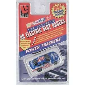 Ford Taurus Power Tracker Nascar Slot Car (Slot Cars) Toys & Games