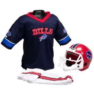 Franklin Sports Buffalo Bills NFL Youth Uniform Set