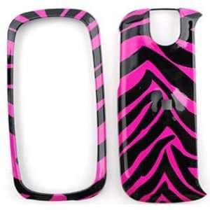 Pantech Impact P7000 Pink Zebra Skin Hard Case/Cover