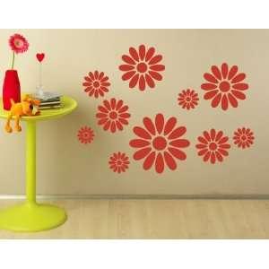 Flowers   Vinyl Wall Decal