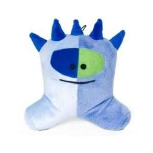 Aspen Booda Monsters Spike Plush Dog Toy Large: Pet Supplies