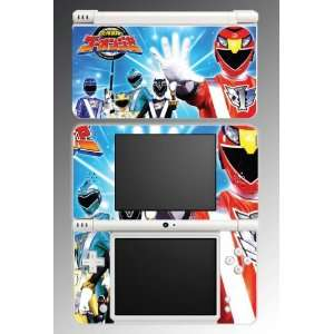 Power Rangers RPM Morph Game Vinyl Decal Skin Protector Cover 3 for