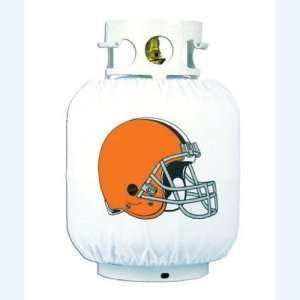 Browns NFL Barbeque Grill Tank Cover (9.5x12.2 )
