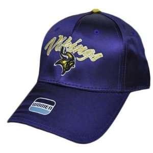Purple Yellow Womens Ladies Gems Rhinestones Hat Cap Sports