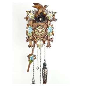 German cuckoo clock with 5 leaves Design [Kitchen & Home